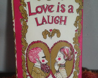 Love is a Laugh Book