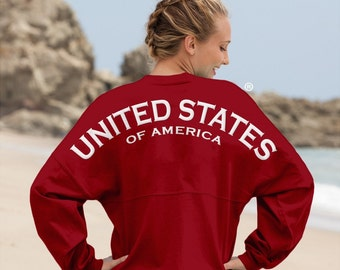 United States, Of America - Authentic Spirit Jersey® J0470133849