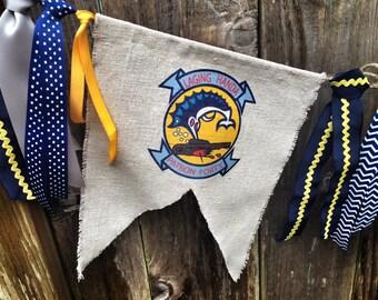 Custom Pennant Banners
