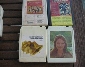 8 Track Tapes Christmas, Waltz, Irish Music