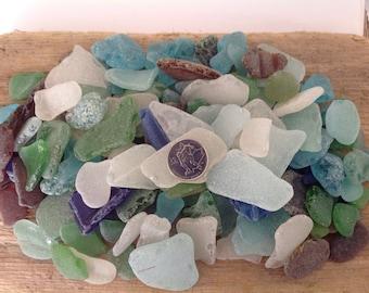 Bulk Beach Glass Sea Glass Crafts Mosaic Supplies Beach Glass Stained glass art Sea glass jewellery