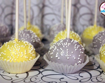 Birthday Themed Gourmet Cake Pops