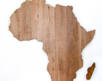 Africa Wall art - Back-lit