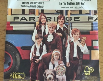 Partridge Family Record, 45