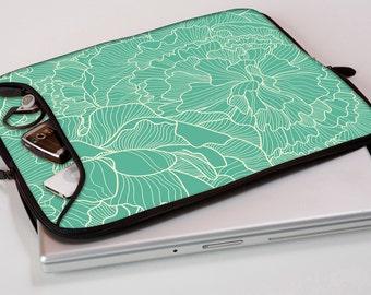"MacBook Pro Case, Laptop Case, Laptop Bag, 13"", 14"", 15"", 17"", Macbook Laptop Case, Ipad bag, Neoprene laptop bag, Front Zipper Pocket"