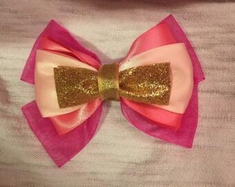 Make It Pink! Bow