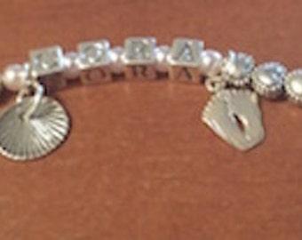 Babies 1st bracelet!