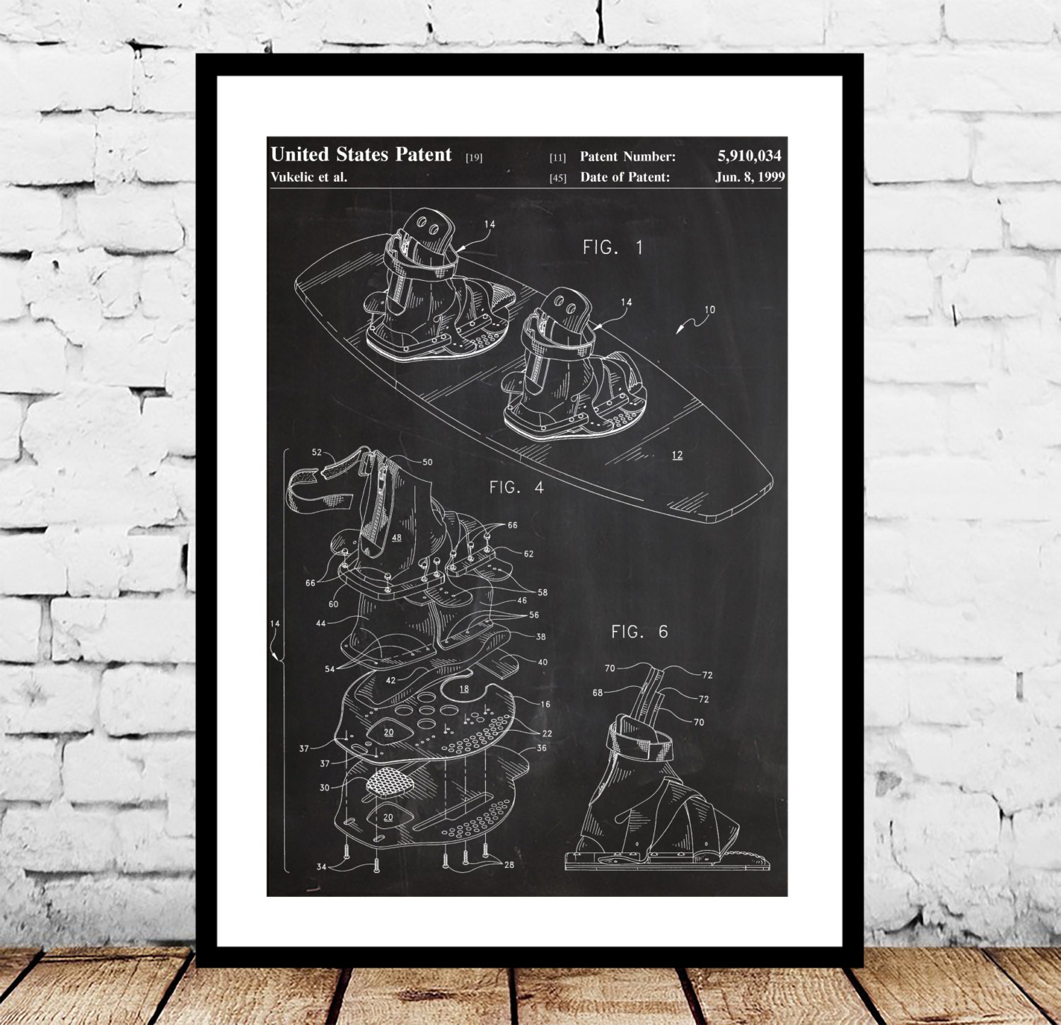 Wakeboard poster wakeboard patent wakeboard print wakeboard wakeboard poster wakeboard patent wakeboard print wakeboard setup art wakeboard decor wakeboard wall art wakeboard blueprint malvernweather Choice Image
