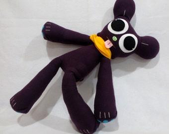 DERP dark purple bear