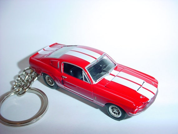 3d 1967 Ford Mustang Shelby Gt500 Eleanor Porte Cl 233