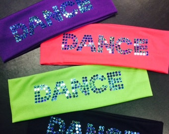 Dance Sequin Headband
