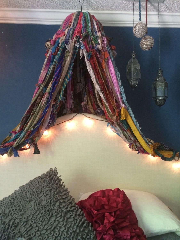 Boho Bed Canopy Boho Bed Canopy By Melisalanious On Etsy & Boho Bed Canopy - Boho Bed Canopy By Melisalanious On Etsy Boho ...