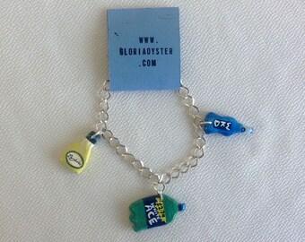 WKD and Friends Charm Bracelet