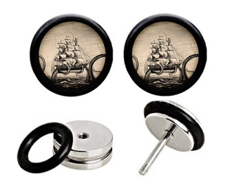 Oh Ship 16ga Fake Plugs With Four Removeable O Rings