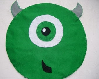 Mike and Sulley Monster cushions