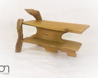 Coffee table coffee table wood table