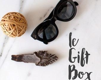 Gift  Box - gift for designer -  Groomsmen gift  - Sketch book gift