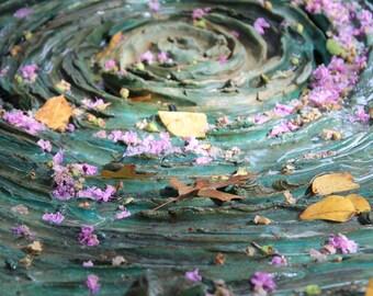 Swirling Spiral