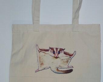Sugar Glider Tote Bag