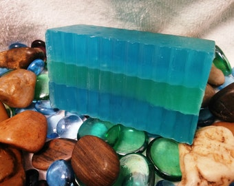 Eucalyptus, Coconut Oil and Glycerin Soap