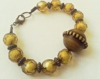 Mellow Yellow bracelet