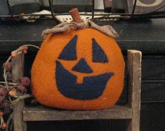 Pumpkin Decoration - Fall Decoration - Bowl Filler