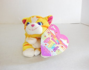 Vintage Lisa Frank Sunflower Plush Toy Stuffed Animal