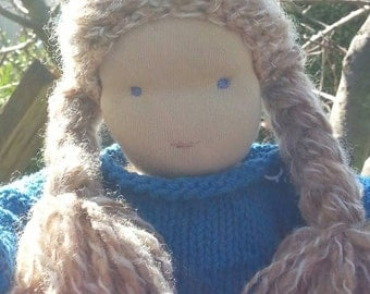 35 cm Steiner Waldorf Doll