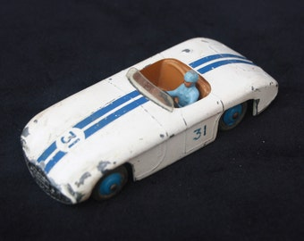 Vintage Dinky Toys: Cunningham C5R Sports Car No 133. Unboxed.