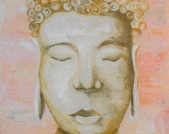 Original Buddha painting