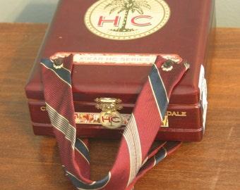 HC Cigar Box Purse