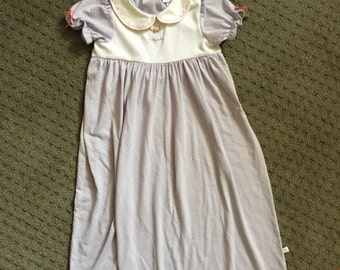 American Girl: Retired Bitty Baby's Girls night gown size Large 7-8