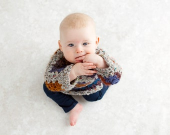 Rustic Pullover (6-9 Months)