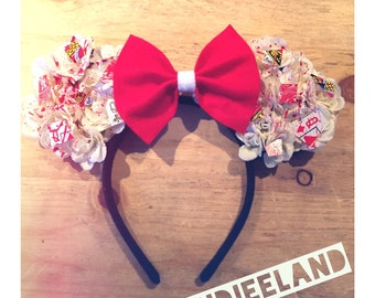 Queen of Hearts Mouse Ears