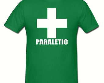 Funny Paraletic t shirt,mens t shirt sizes small- 2xl,men,s stag night