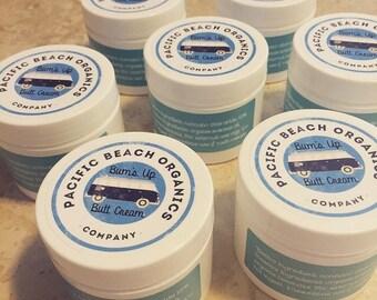 Bum's Up Butt Cream - Organic Diaper Rash Cream - Non-toxic - Coconut & Hemp Blends - Butt Balm - Butt Paste - Cloth Diaper Safe