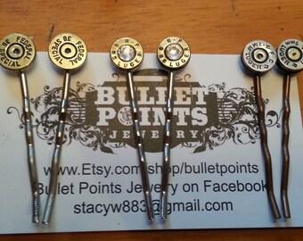 Bullet Casing HairPins!!