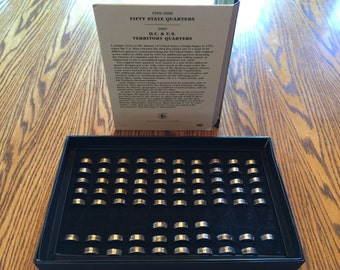 State Coin Ring
