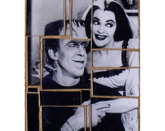 Herman & Lilly Munster