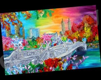 GRA Gallery - Bow Bridge Seasons