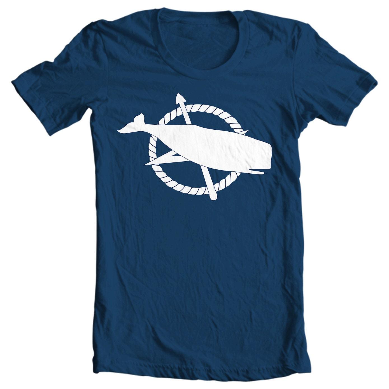Nantucket Town Flag T-shirt
