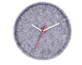 Felt Made Clock felt'o clock, design clock ( Express Shipping)