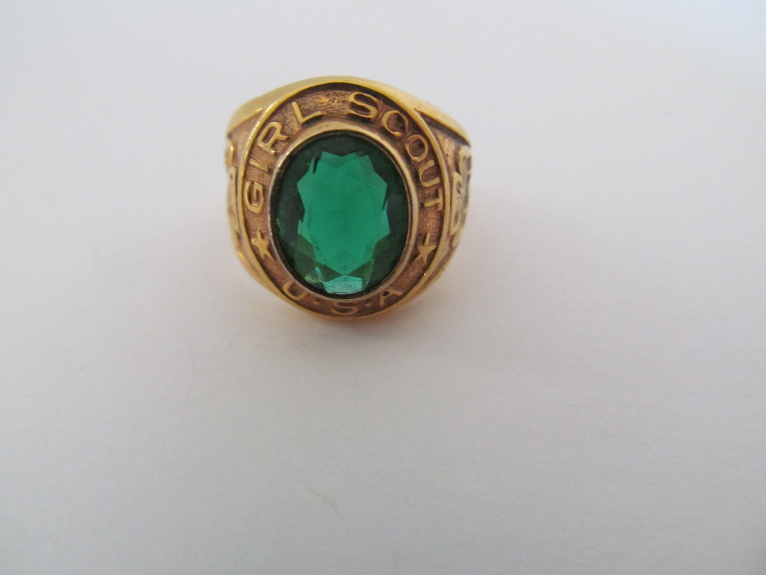 Girl Scout Rings