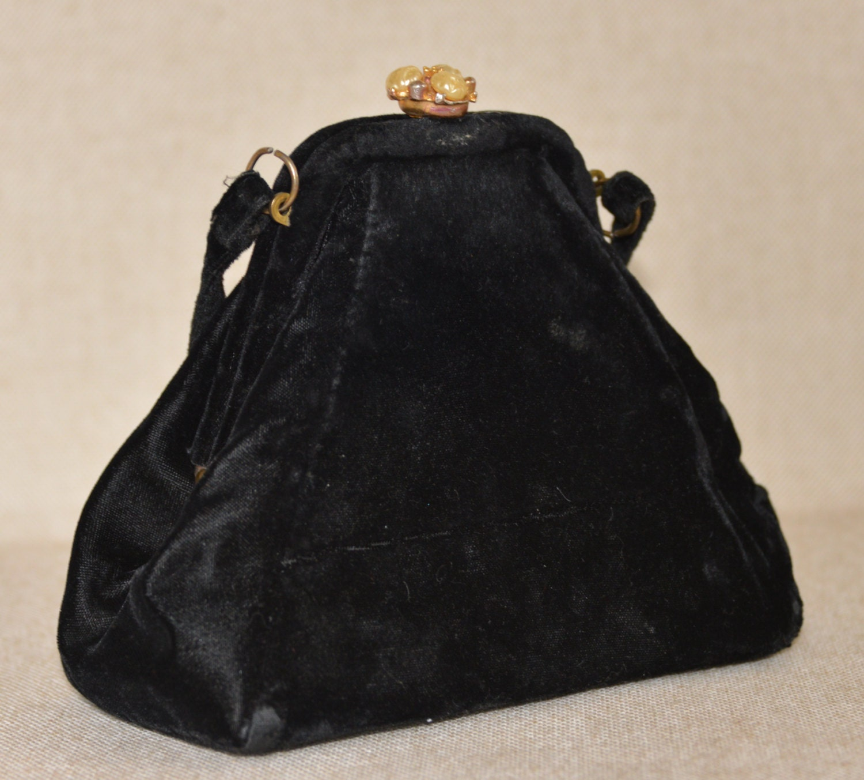 d4d5c8a0c222 Black Velvet Evening Bags From Amazon | Stanford Center for ...