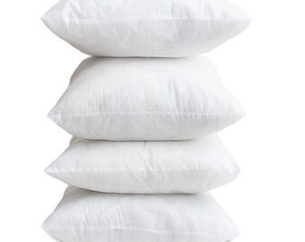18-Inch Pillow Insert