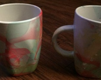 Handpainted mugs for your delight
