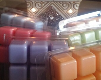 Choose 6 Wax Melts for 15.00
