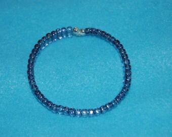 Seed Bead- Elastic Bracelet