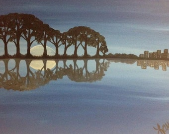 Music City Painting