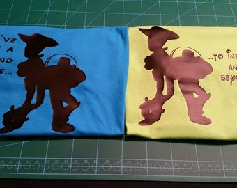 Toy Story T-shirts